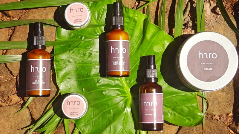 Organic pure skincare