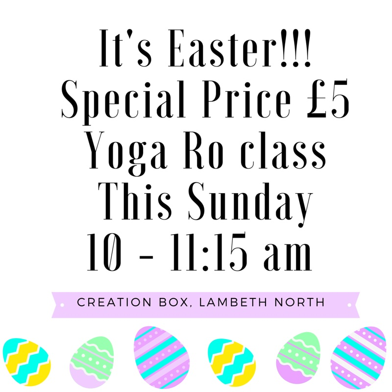 easter sunday class