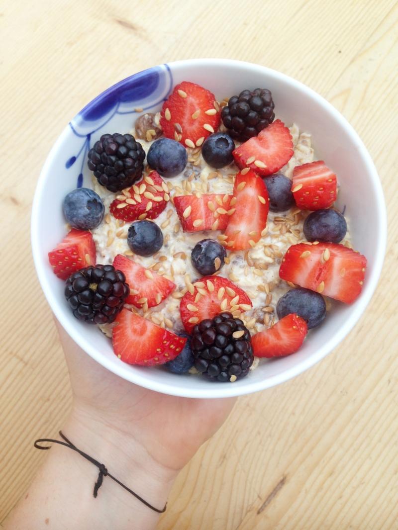 Bircher Breakfast