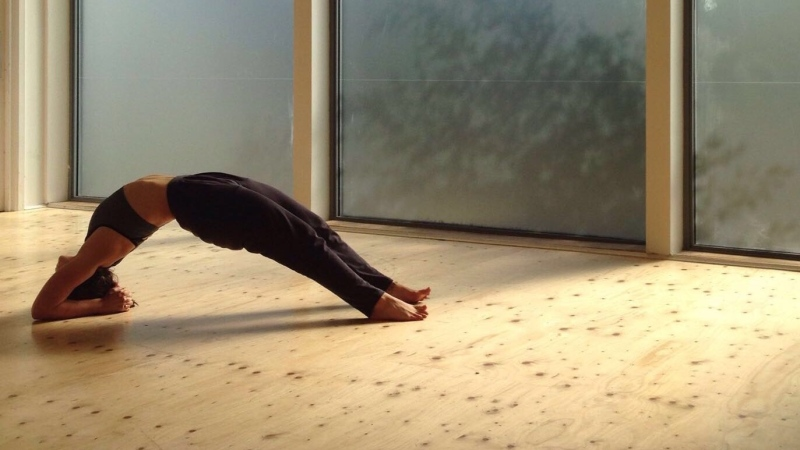 Yoga Ro classes May 2016