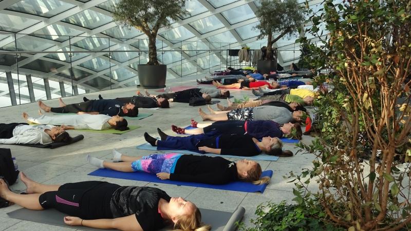 Intro to yoga: Yoga ClassVirgins