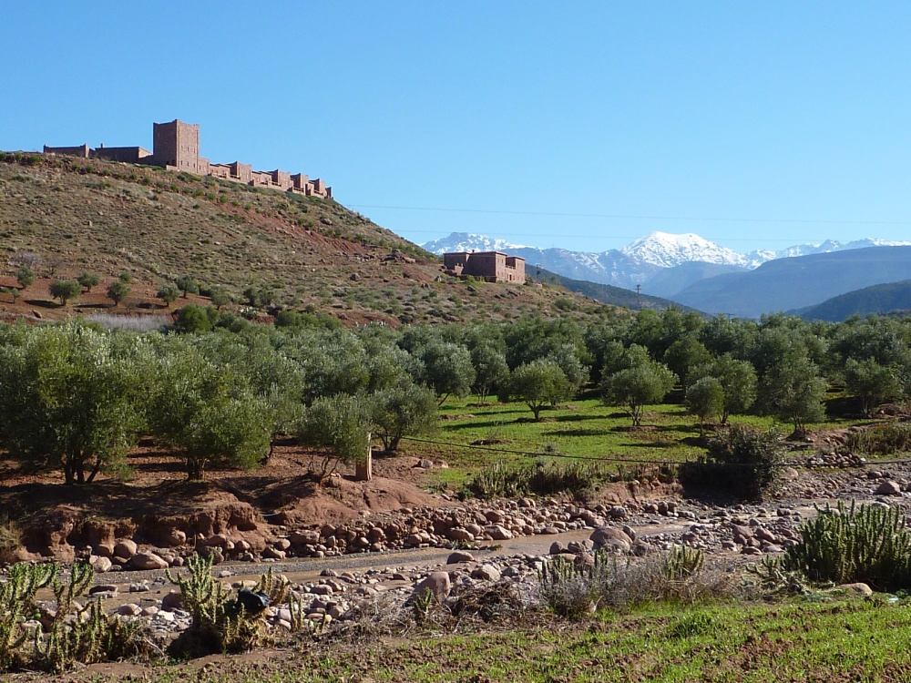 6. View from Sidi Fares river valley